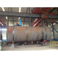 China 500tpd Ceramsite Sand Lime Rotary Kiln Wide Suitability For Calcined Petroleum Coke wholesale