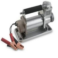 China Oil Free 12 Volts Air Compressor , 150psi Metal Air Pump With Crocodile Clip wholesale