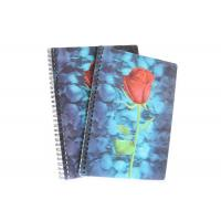 Quality Custom Follower Design Lenticular Notebook ISO 9001 Certification for sale