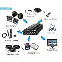 China 4CH AHD 720P 2TB 3G HDD BUS DVR with GPS 4G WIFI People Counter for option wholesale