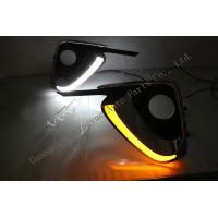 China ABS Material Toyota Fortuner Parts , Front / Rear LED Daytime Fog Lamp wholesale