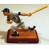 China polyresin figurine with baseball design on sale