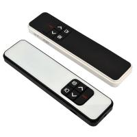 China Integrated Plastic RF Wireless Presenter / Red Laser Pointer For Powerpoint Presentation wholesale