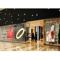 Buy cheap Ultra Light Commercial Advertising Transparent LED Display, SMD Full Color from wholesalers