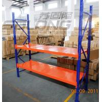 China Single / Double Sided Medium Duty Shelf Industrial Shelving Units ISO9001 Certification wholesale