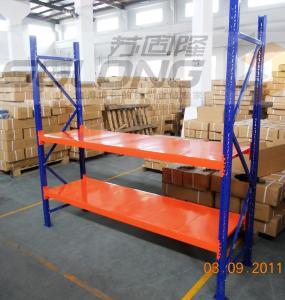 China Warehouse / Supermarket Storage Racks Pallet Racking Systems Indoor Outdoor wholesale