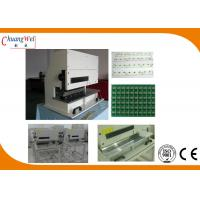 Buy cheap PCB Separator,Aluminium PCB Depaneling Machine Electric For V-Scored PCB Boards from wholesalers