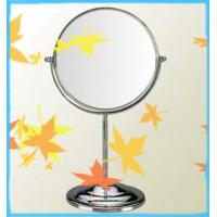 China round metal framed mirror with plated chrome of Y008B wholesale