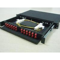 China Optical Terminal Box- 24 ports- 1U wholesale