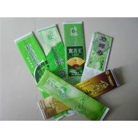 China Laminated Side Gusset Foil Pouch Packaging Matt Mylar Bags For Food Storage wholesale