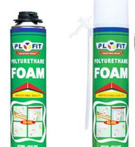 China Shockproof Polyurethane Expanding Foam Insulation PU foam sealant wholesale