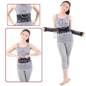 China tourmaline magnet back belt support wholesale
