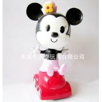 China Disney series promotional little car toy  MInnie Mouse on sale