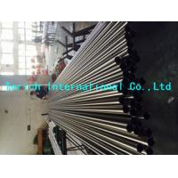 China ASTM A249 Welded Austenitic 1/4 Stainless Steel Tube for Boilers / Heat Exchanger wholesale