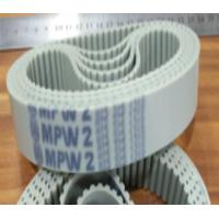 China Rubber White Vector 5000 Cutter Parts Circular AT5/375 Timing Belt 108687 Lectra Auto Cutter Machine wholesale