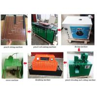 China Top Grade Paper Pencil Making Machine Large Production Capacity Stable Working on sale
