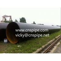 China spiral steel pipe SSAW on sale