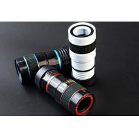 China 14X Clip On Smartphone Camera Lens 90g , Detachable Lens For Mobile Phone wholesale