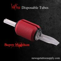 "China 1 1/5"" Super Magnum Inkflow Disposable Tubes on sale"