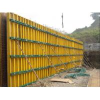 H20 Timber Beam Concrete Wall Formwork Prefabricated For Straight Concrete Wall