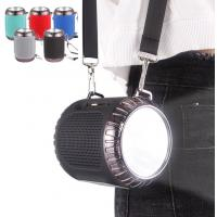 China Promotional  Waterproof Bluetooth Speaker Torch Light Small Portable Speaker wholesale