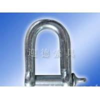 China European type large DEE shackles on sale