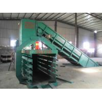 Quality Factory direct made fully automatic baling press machine with ISO TUV certificat for sale