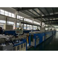 China EPDM Strip Rubber Extrusion Line , CE ISO9001 Silicone Rubber ExtrusionMachine wholesale