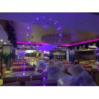 Buy cheap Hot sell transparent led balloons light bobo balloon for birthday christmas wedding party from wholesalers