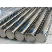 China Building 201 202 316l Stainless Steel Rod , Max 18m Pickled Stainless Round Stock wholesale