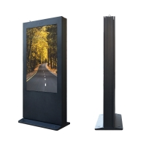 China I3 I5  I7 AC110V Commercial Outdoor Digital Signage Displays 1872x1053mm wholesale