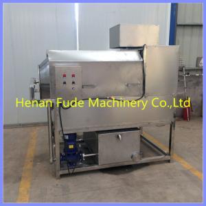 China vegetable roller washing machine,fruit washing machine wholesale