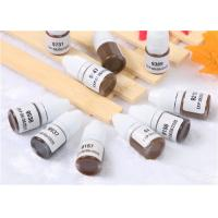 China 4ML Lushcolor Permanent Makeup Microblading Pigment For Hair Stroking wholesale