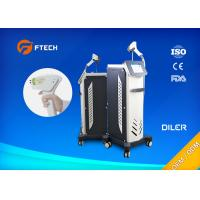 China 808nm 800W Diode Laser Hair Removal Machine Quickly Cooling Perfect Skin Care wholesale