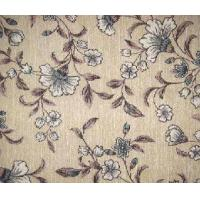 China wholesale soft touch swallow bird acrylic polyester blended jacquard knitted fabric material for women cloth wholesale