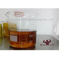 China Mix Yellow Oil Tri Tren 180 Mg / Ml Legal Injectable Steroids To Lose Weight And Gain Muscle wholesale