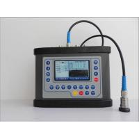 China Dual Channel Portable Vibration Analyzer Balancer Hg601a On Site Data Collector wholesale