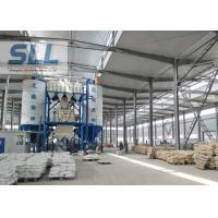 China Small Dry Mix Mortar Manufacturing Plant , Ready Mix Concrete Plant Machinery wholesale