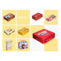 Buy cheap 100ml Aluminum Jar Recycled Packaging Boxes Metal Candy Tin With Screw Top from wholesalers