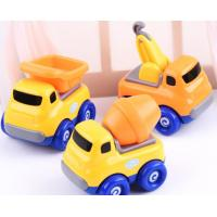 China 2019 Multi color Hands Pushing  inertia toy car  inertia toy Good quality Inertia Vehicle Diy toys for kids wholesale