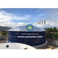 China Glass lined water storage tank comply with AWWA D103-09 design standard wholesale