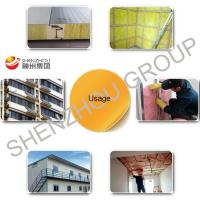 Quality fiberglass pipe for thermal insulation for sale