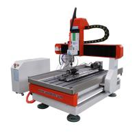 China Desktop 4 Axis 6090 CNC Router  Engraving Machine for Wood Metal Stone wholesale