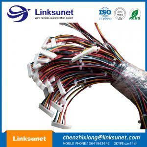 China JST PHR - 12 PICH 2.0MM Harness Cable Assemblies Automotive Single Row 12P wholesale
