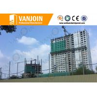 Lightweight Fire Resistance EPS Sandwich Wall Panels for Exterior Partition Wall