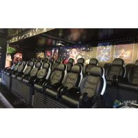 Quality Motion Control System Durable 5D Movie Theater Amusement With Playground for sale