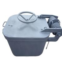 China Marine Steel Watertight Hatch Covers A60 Wheel Handle Quick Action Hinges wholesale