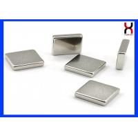 China Super Strong Square Block Magnet Rare Earth Magnet N52 Ndfeb Neodymium Magnet wholesale