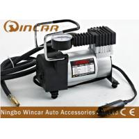 China car tyre inflation Metal 12V Portable Air Compressor with air flow 35L/min wholesale