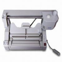 China Manual Glue Binding Machine for Office and Post-print Equipment wholesale